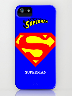 iPhone 5S Superman Case
