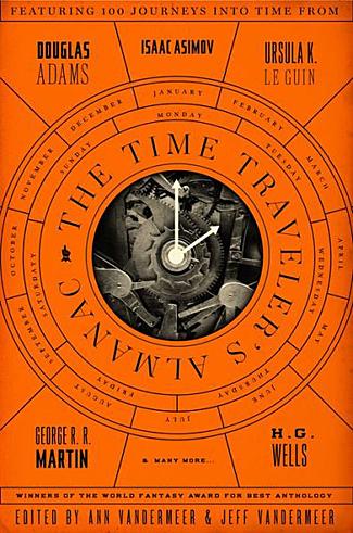 Cover of The Time Traveler's Almanac