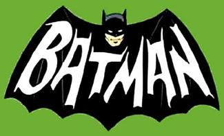 Batman TV Series Logo