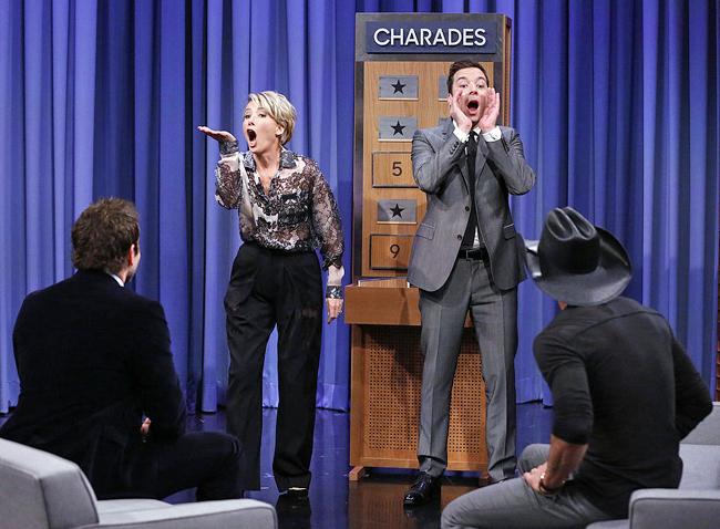 Jimmy Fallon Tonight Show Charades