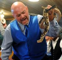 Jamie Coots, Snake Handler Dies