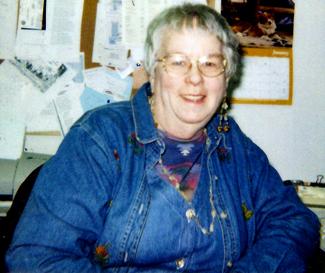 Mom in 2003