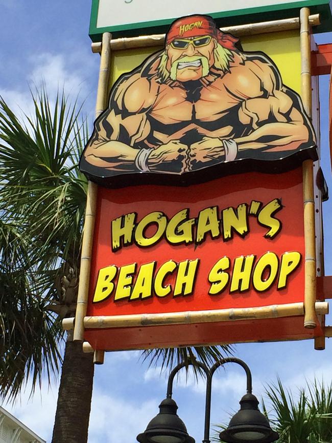 hulk hogan restaurant clearwater address