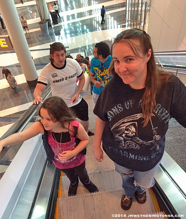 2014 07 22 wwe ann heather650px Our Night With WWE In Orlando