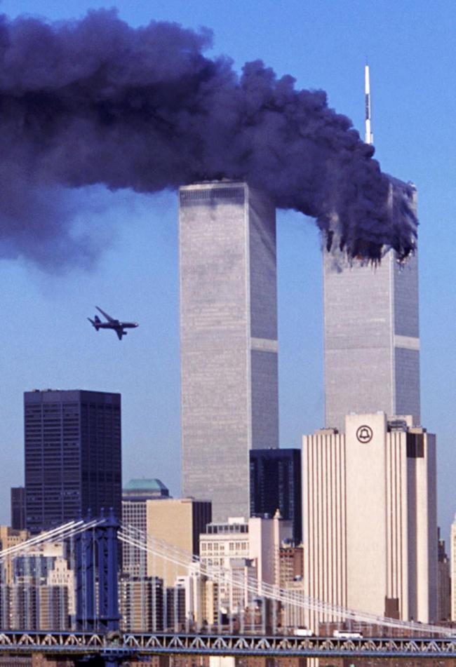 World Trade Center on 9/11