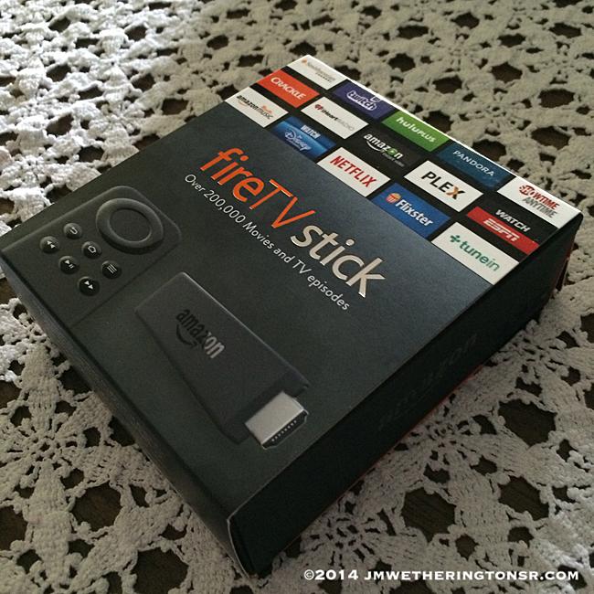Amazon Fire TV Stick Box Unopened