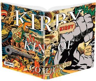 Kirby: King of Comics book