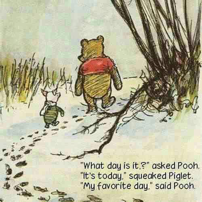 Piglet and Pooh