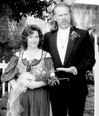 Cindy and Jeff Wedding March 30, 1997