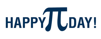 Happy Pi Day banner