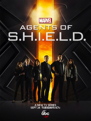 Marvel's Agents of Shield Season 1 Poster