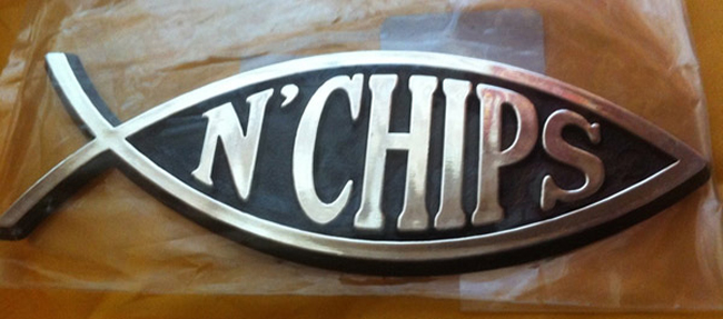 Fish N' Chips symbol