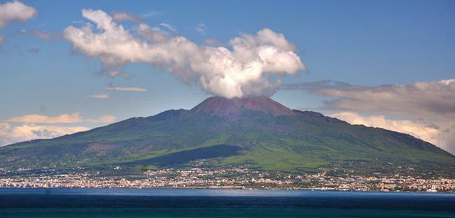 Mount Vesuivius