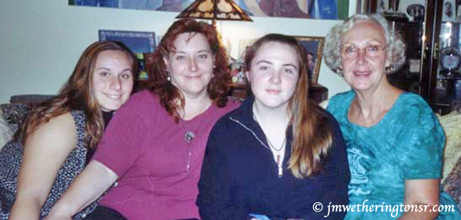 Four Favorite Females From 2000