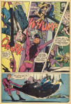Page from Elongated Man story by Neal Adams