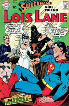 Cover of Superman's Girl Friend Lois Lane #79