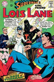 Cover of Superman's Girl Friend Lois Lane #79