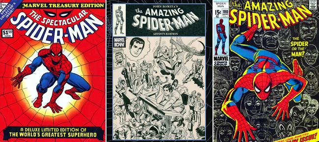 Various  John Romita, Sr. covers