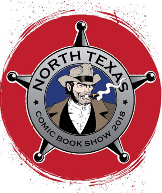 North Texas Comic Book Show logo