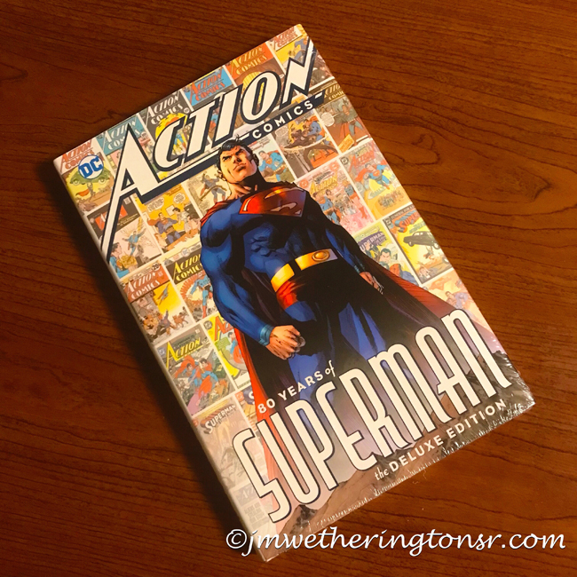 Action Comics 80 Years of Superman Deluxe Edition